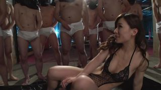 Asian Milf Creampied By Several Men