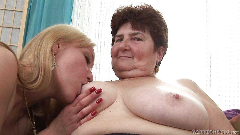 black tits saggy granny Porn