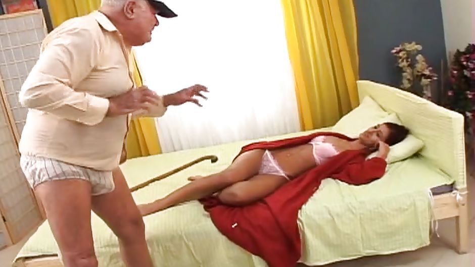 Grandfather xxx video