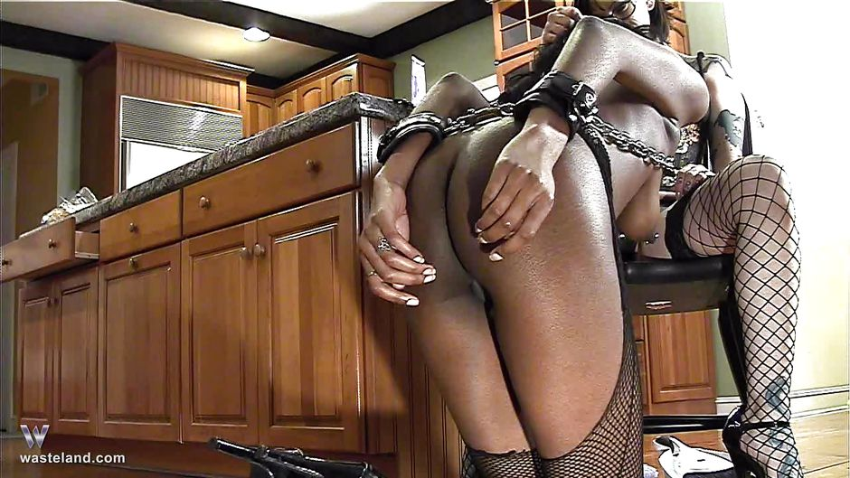 Ebony Sex Slave