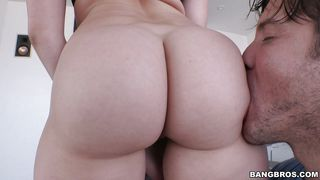 Bangbros-Lucky Babe Getting Ass-licked And Fucked PornZek.Com