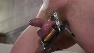 Blindfolded Sex Slave Was Punished And Fucked