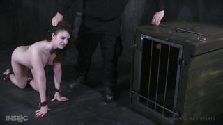 Naughty Endza Gets Punished And Dominated Hard