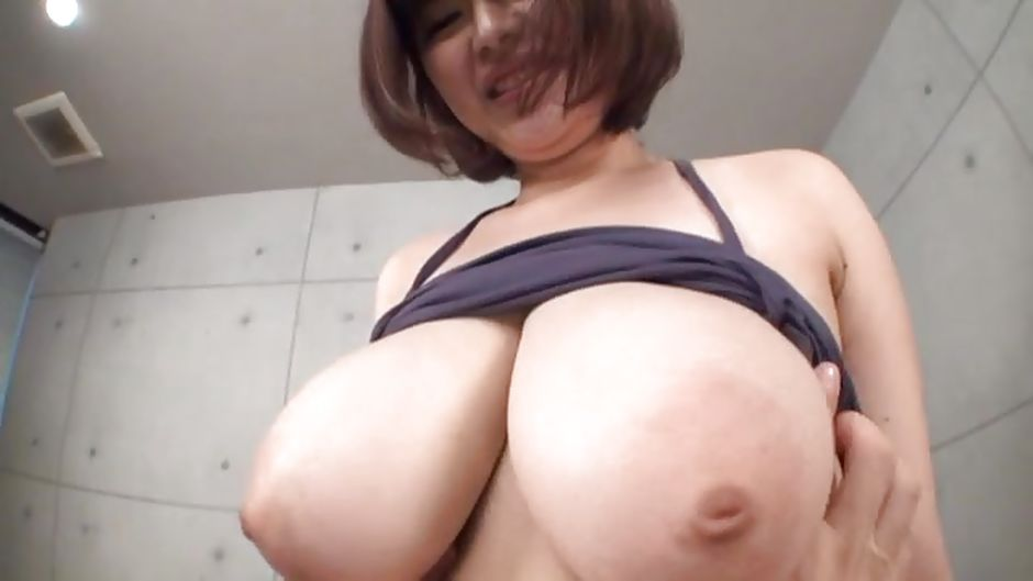 With you Groping big naked tits