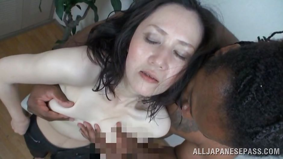 cock Mature slut black mom