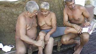 Old Nanny-Old Farts And A Granny PornZek.Com