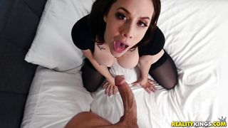 Milf Chanel Preston Likes Big Cocks