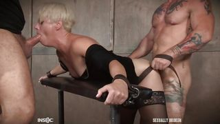 Sexual Torture For Helena Locke