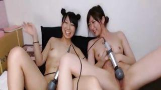 Asian Gf Videos-Amateur Asian Babes Satisfying Clients On Webcam PornZek.Com