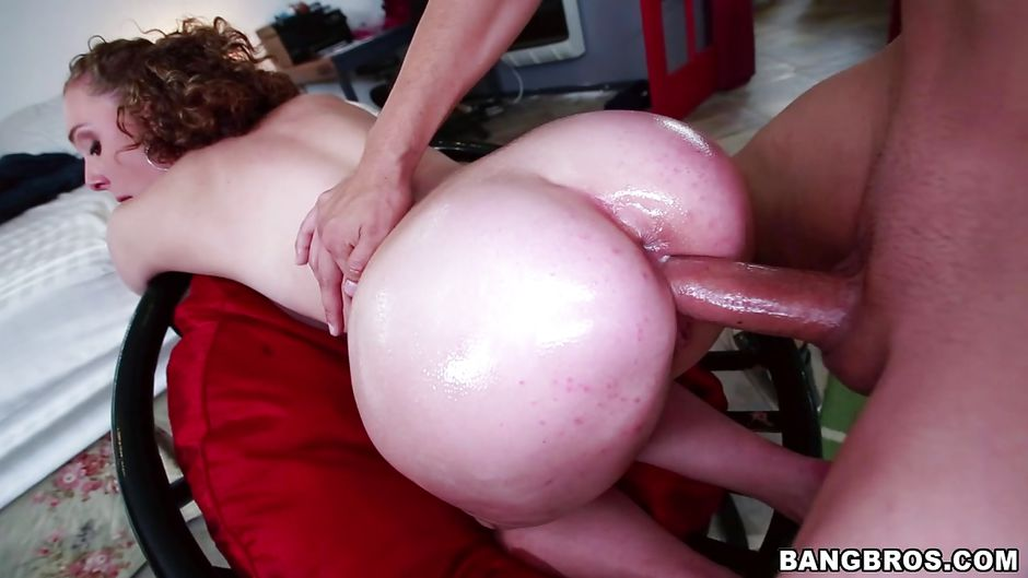 Big dick round ass