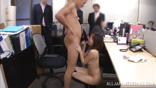 Asian Babe Gets Dirty Publicly