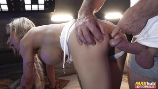 Sexy Babe Gets Fucked From Behind