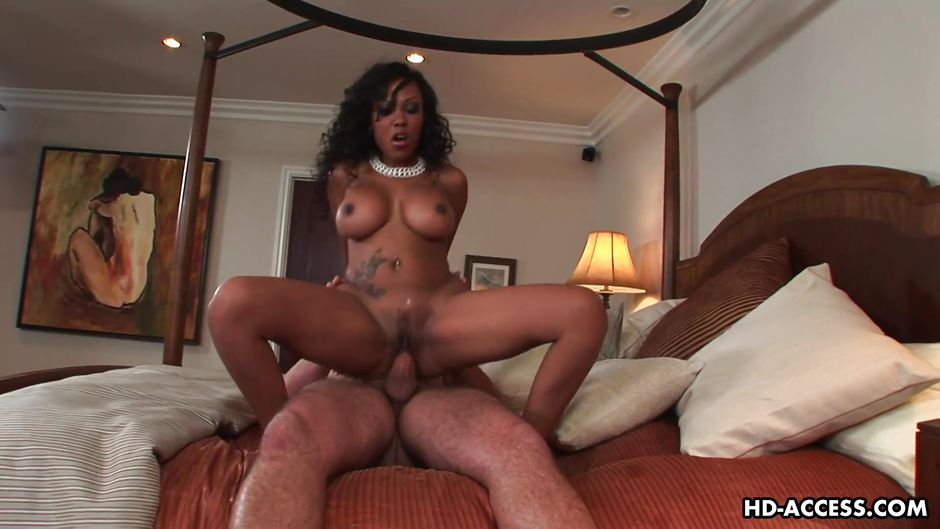 Black women big clit riding cock-7598