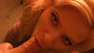 Honey Needs A Cock Between Her Lips