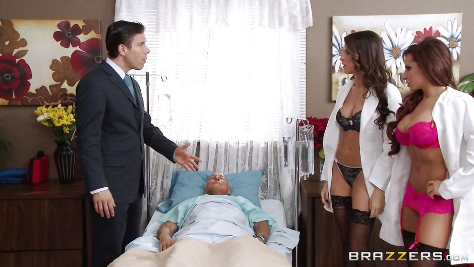 Madison Ivy Old Man
