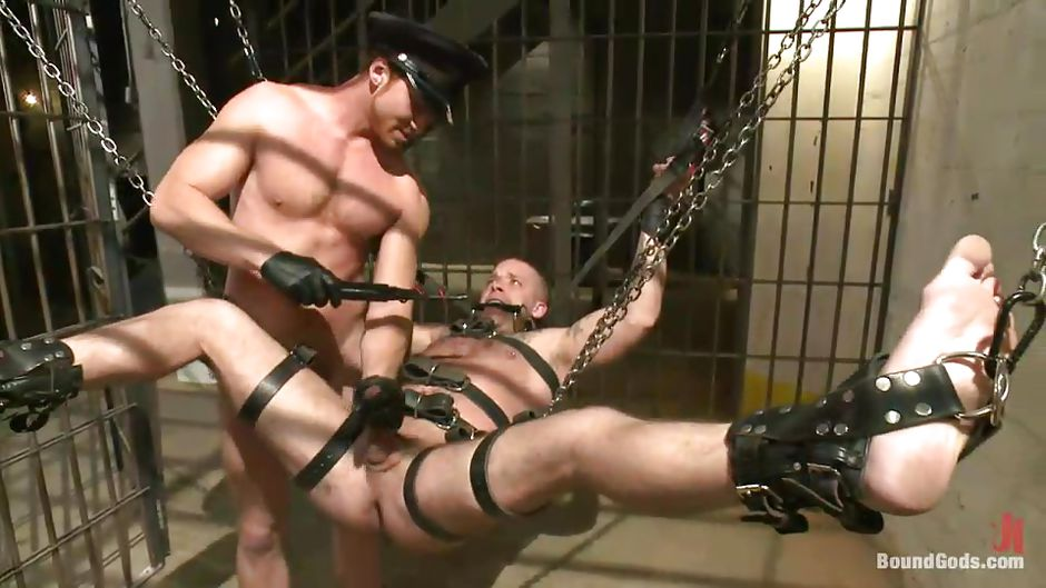 leather rope versus Bdsm sex