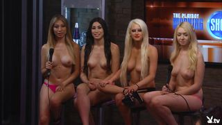 Team Playboy Does Topless Family Feud  Season 1 Ep. 667