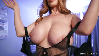 Busty Mommy Sucks For Cash