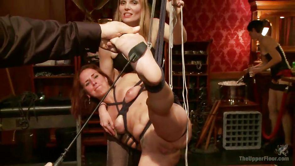 Lyla Storm, Kristine Kahill, Mickey Mod In -9831