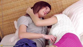 Tender Lesbian Love