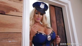 Busty Police Officer Looking For A Juicy Pussy