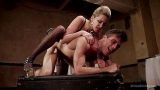 Evil Mistress Makes Lance Suffer