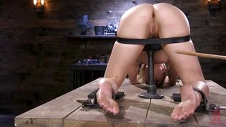 Kristen Scott Gets Whipped And Fingered