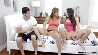 Nubiles Porn-Naughty Milf Shows How To Slurp On A Dick PornZek.Com