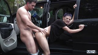 Stud Tino Cortez Gets His Hole Drilled Hard