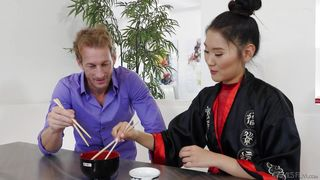 Learning To Eat Asian Style  Pho King Asians #02