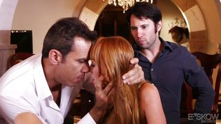 Lusty Marie Gives In To A Horny Guy