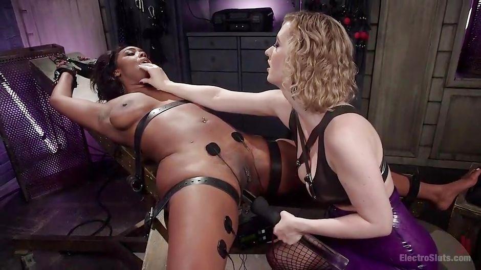 Lesbian black bdsm