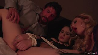 Having Threesome With Yhivi And Her Stepmother