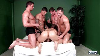 Greedy For Cock Gay Hunk