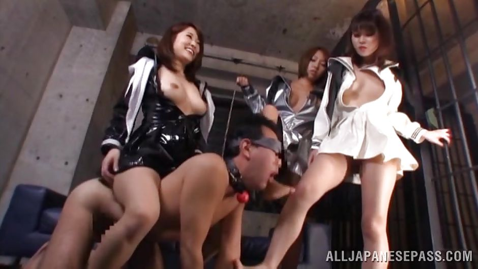 Sex Slave Gangbang Party