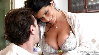 Super-hot Romi Rain  Big Tit Fantasies #04