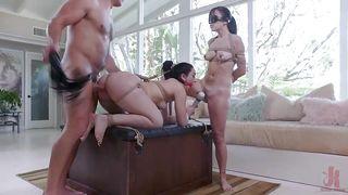Two Sex Slaves For Ramon Nomar