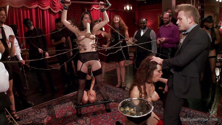 Рабыни на бдсм вечеринке — photo 9