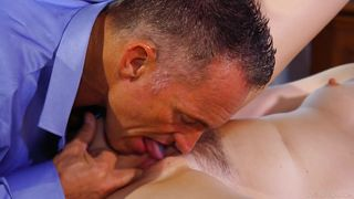 He Starts With Oral Pleasures  Bush League #12