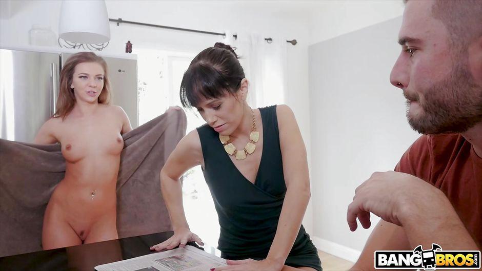 Jynx maze anal creampie porn tube