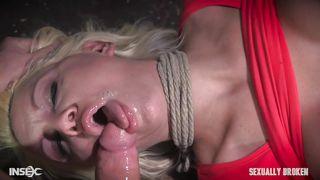 Bondaged Milf Kenzie Taylor Fucked Hard By The Master